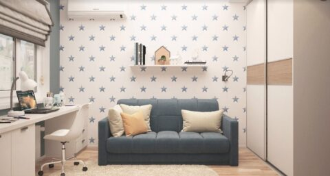 Tips to design your kids' room