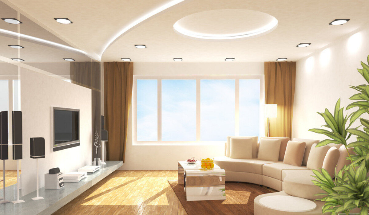 POP Ceiling For Drawing Room: 5 Ideas For Redoing Your Roof