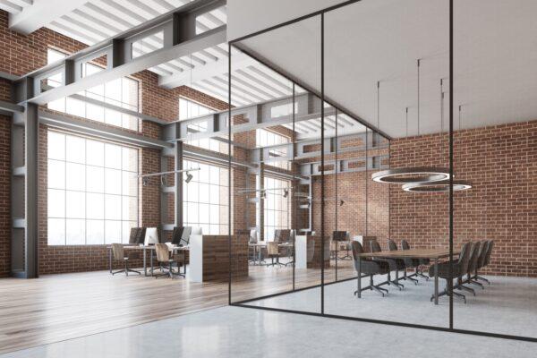 How Coronavirus could change office interior designs