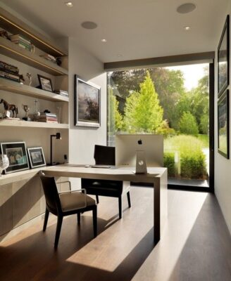 How to design your home office?