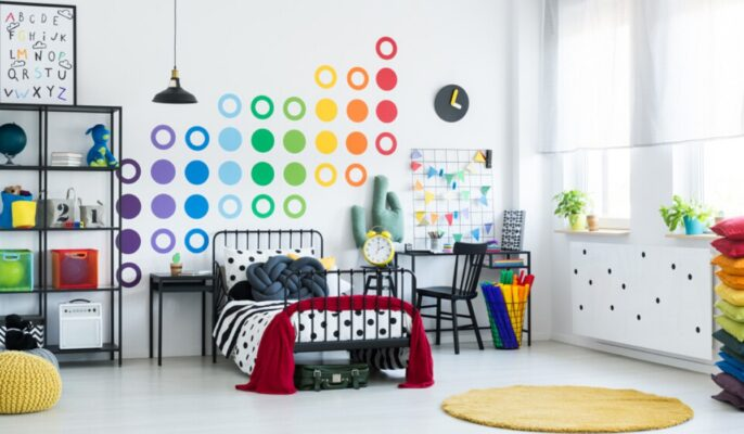 Wall Decals And Wall Stickers How To Use It In Home Decor