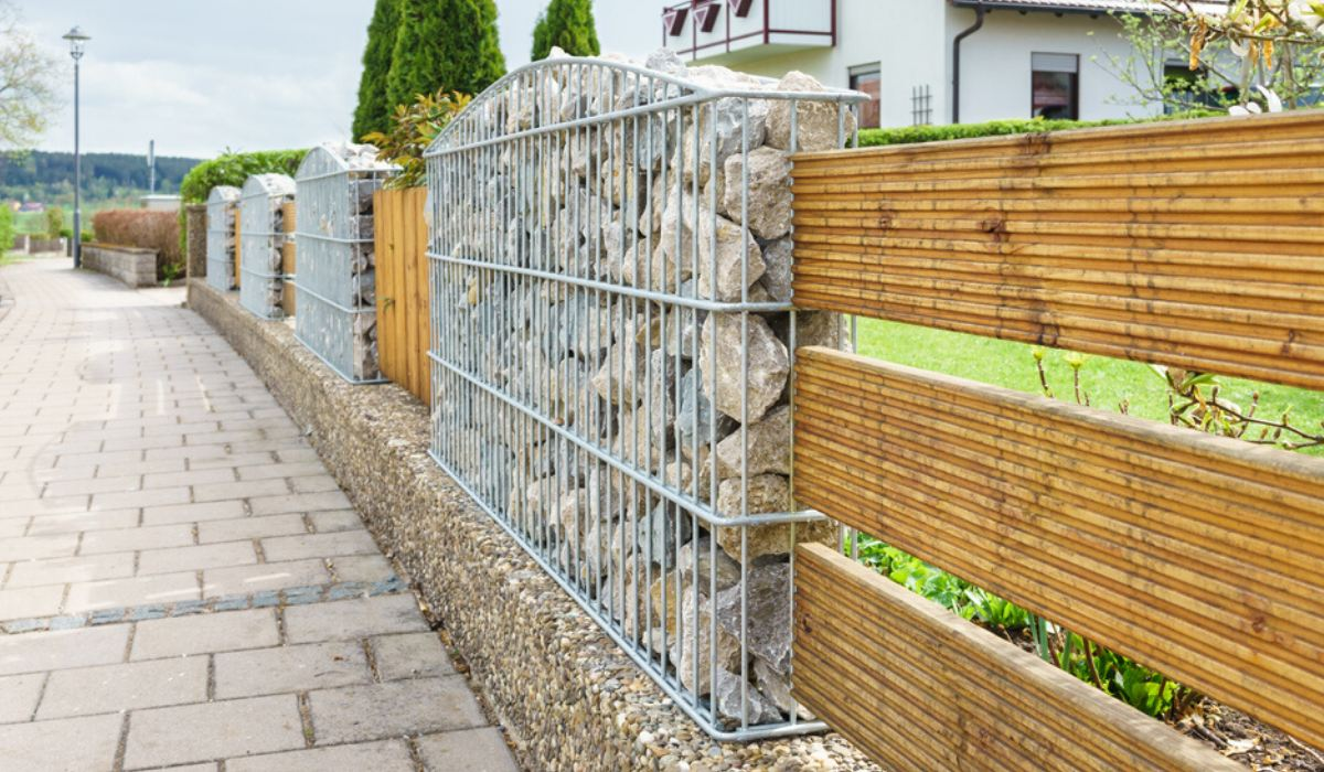 Ideal Boundary Compound Wall Designs For Indian Homes