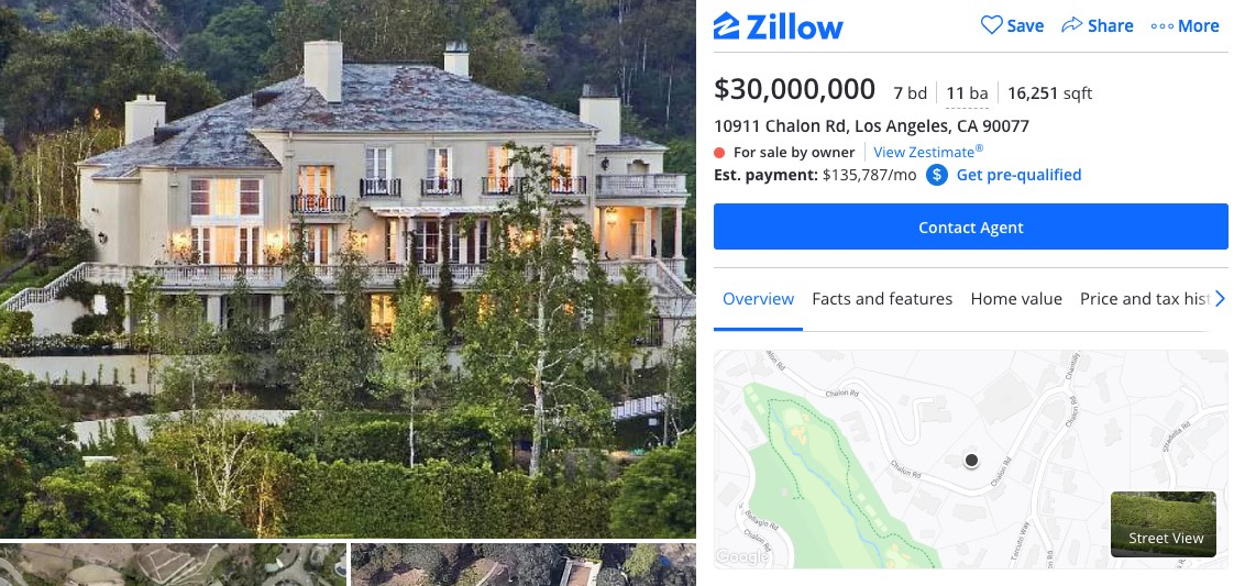 All you need to know about Elon Musk's real estate assets