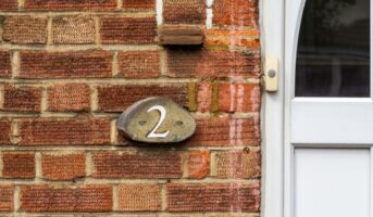 House number numerology: Meaning of house number 2