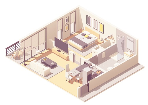 Everything you need to know about studio apartments