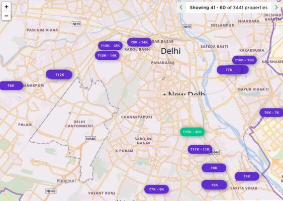 Cost of living in Delhi
