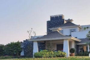 A peek into MS Dhoni's sprawling farmhouse in Ranchi