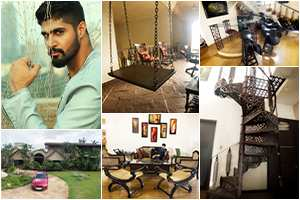 Inside actor Tanuj Virwani's Lonavala farmhouse