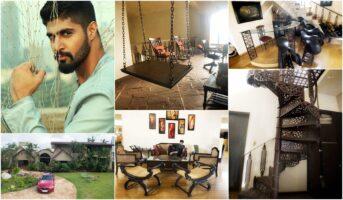 Inside actor Tanuj Virwani's Lonavala farmhouse