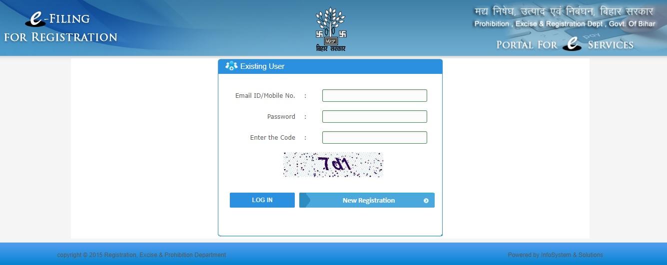Bihar Property & Land Registration