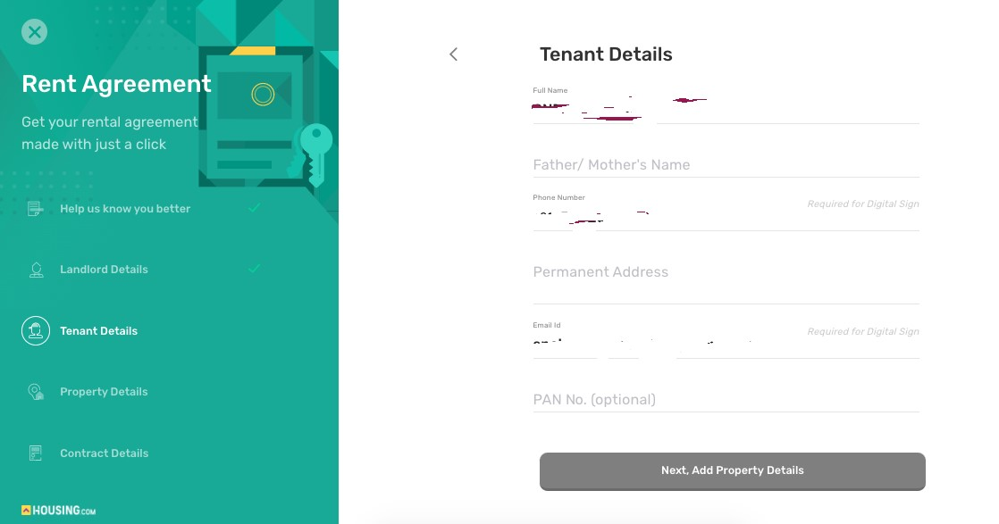 Rental agreements go completely digital with Housing.com