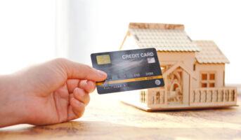 Benefits of paying rent through credit card