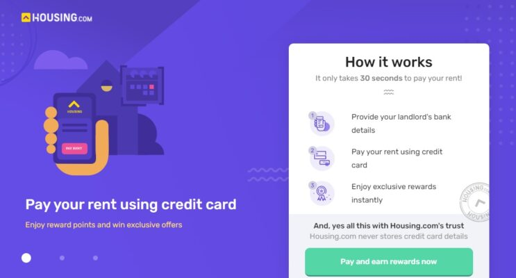 Housing.com Pay Rent