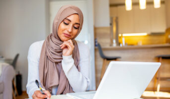 What is a Muslim woman's right to property?