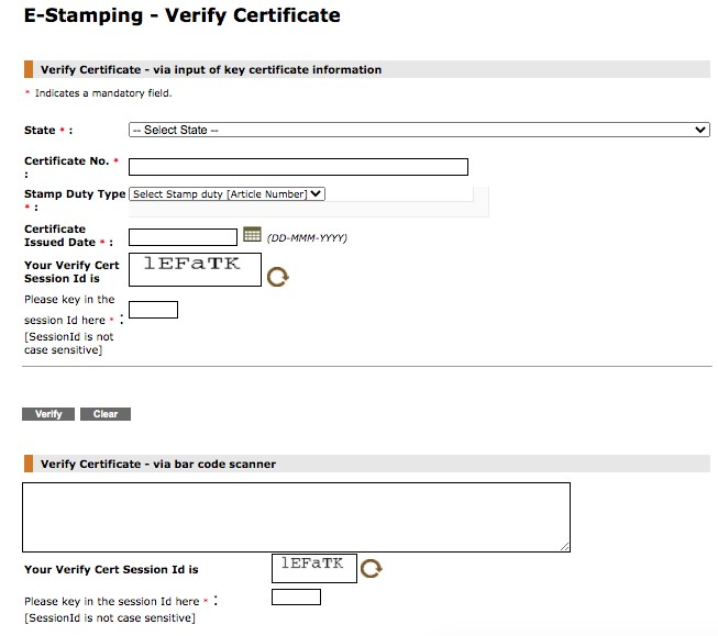 What is e-stamping and is it legal?