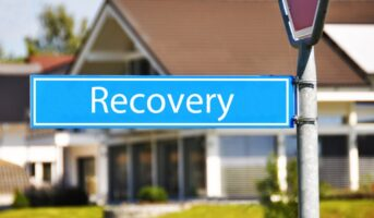 Which segment will lead real estate recovery post-COVID-19 and how long will it take?