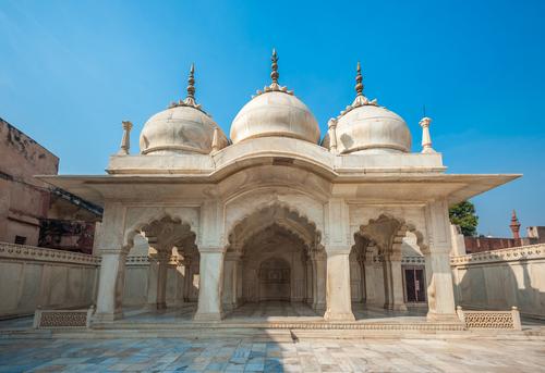 Agra Fort Nagina Mosque
