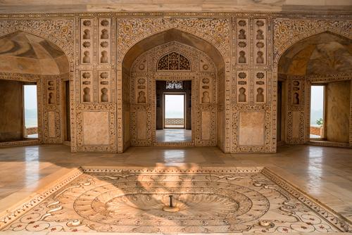 Diwan-i-Khas Agra Fort