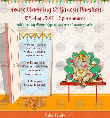 Griha Pravesh auspicious date