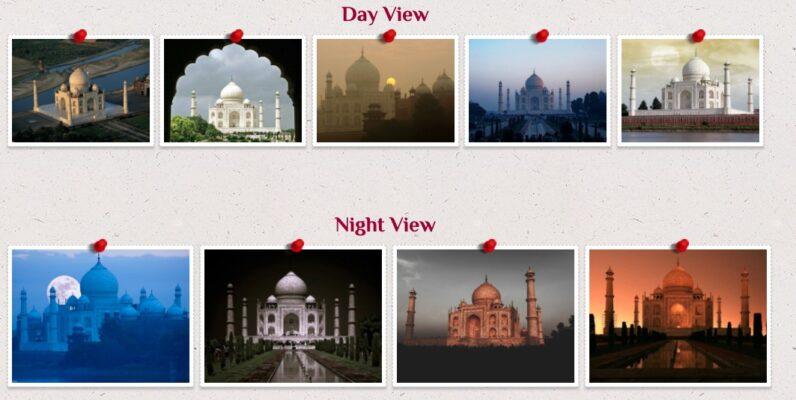 Taj Mahal valuation