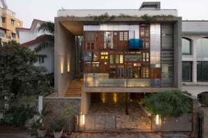 Collage House, Mumbai: Quirky, unusual and yet, supremely artistic