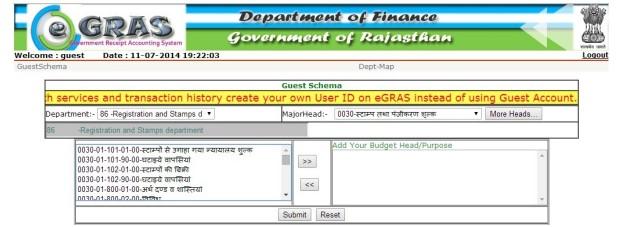 Rajasthan property tax