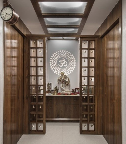 Puja room placement