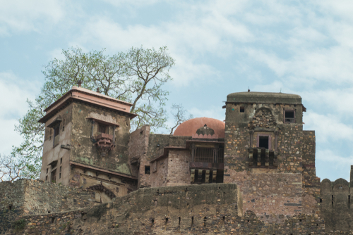 Ranthambore Fort UNESCO World Heritage Site