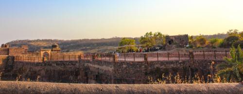 Rajasthan Ranthambore Fort