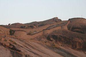 Karnataka's Bellary Fort ramparts hold a fascinating history
