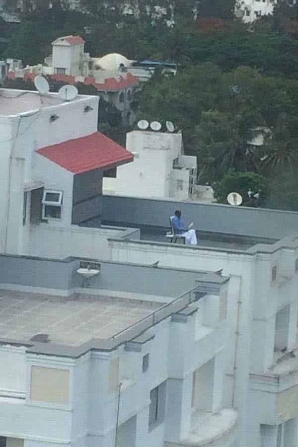 Superstar Rajinikanth's home in Chennai