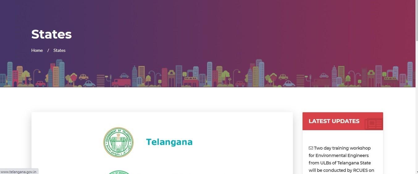 RCUES Hyderabad
