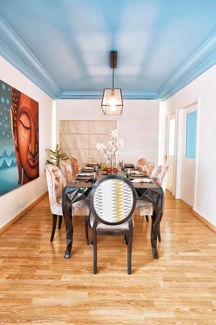 Design ideas for dining room false ceilings