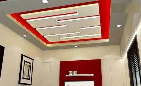 Gypsum false ceiling cost