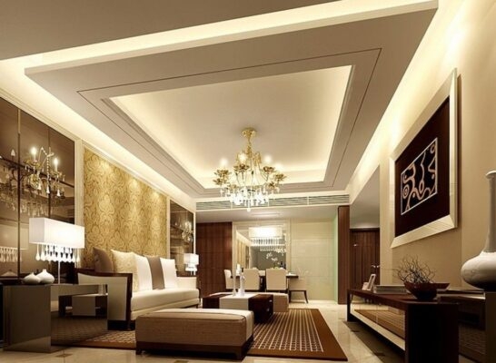 Tips for home owners, for installing gypsum false ceilings