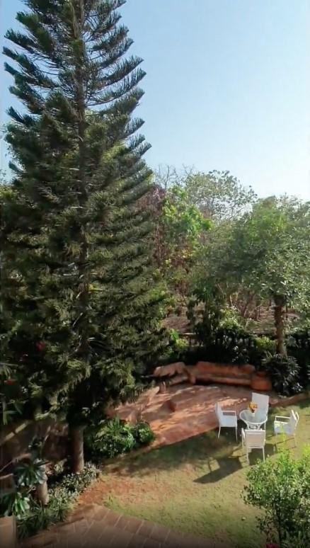 Inside Archana Puran Singh and Parmeet Sethi's plush Madh Island bungalow