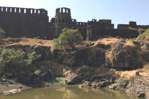 Raigad Fort: A landmark of the Maratha empire, with a rich history