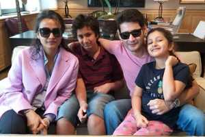 A sneak peek inside Mahesh Babu and Namrata Shirodkar's lavish Hyderabad home