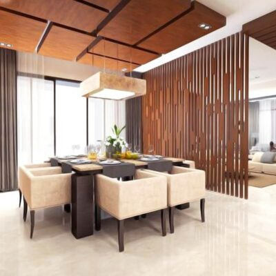 Everything you need to know about wooden false ceilings