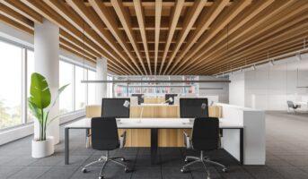 Elegant office false ceiling design ideas