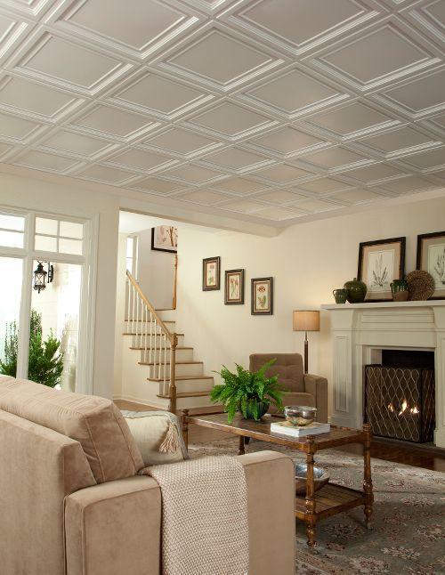 Grid ceilings