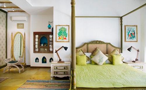 Inside Irrfan Khan and Sutapa Sikdar's bohemian Mumbai home