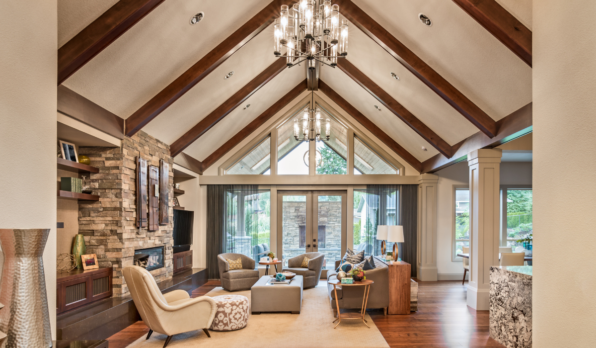 Vaulted Ceilings Trending Designs Uses Pros And Cons