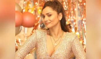 Actor Ankita Lokhande's home reflects her artistic personality