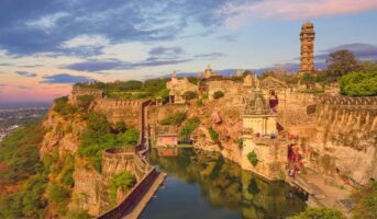 Chittorgarh Fort: India's largest fort spans nearly 700 acres
