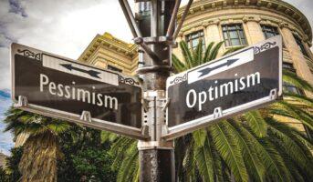 Future real estate sentiment scores remain optimistic, while office market outlook improves