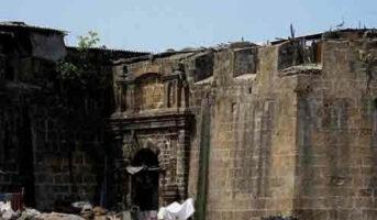 Bombay Castle: Mumbai's oldest castle, with an illustrious history