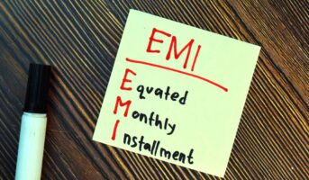 What is EMI and how is it calculated?