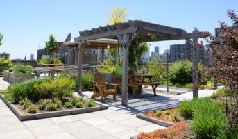 Terrace garden design ideas