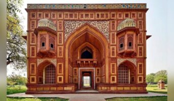 Kanch Mahal: An exquisite architectural wonder of the Mughal period